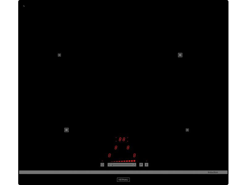 Kernau KIH 6414.1-4B