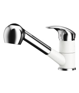 Kernau KWT 04 PO WHITE/CHROME